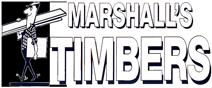 Marshall's Timbers Logo